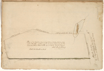 Page 04. Plan of a Tract of Land lying between Butterfield or No. 6 and a Mountain containing 22,470 acres by Samuel Titcomb and Rufus Putnam