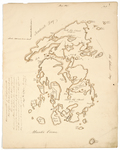 Page 01. Plan of Fox Islands in Penobscot Bay by George W. Coffin