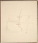 Page 02. This Plan Represents the Town of Hallowell consisting of three incorporated Parishes with the quantity of Land in each parish on Each Side the River, by actual Survey in the year 1795. by Ephraim Ballard