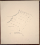 Page 13.  This Plan is for the Eastern River Mills farm, so called, belongs to the heirs of the late Doc'r Silvester Gardiner of Boston