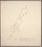 Page 08.  A Plan of the town of Islesborough laying in Penobscot Bay.