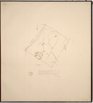 Page 11.  This Plan represents the Plantation of Davistown as Surveyed agreeable to directions from the assesors thereof, with roads, Ponds, & Streams, etc.; 1803