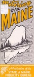 Motoring Thru Maine: 37th Edition by Maine Publicity Bureau