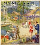 The Year Round Vacationland by Maine Publicity Bureau