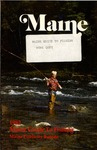 1982 Maine Guide to Fishing by Maine Publicity Bureau