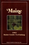 1983 Maine Guide to Fishing