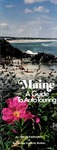 Maine A Guide to Auto Touring by Maine Publicity Bureau