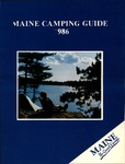 Maine Camping Guide 1986 by Maine Publicity Bureau