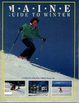 Maine Guide to Winter by Maine Publicity Bureau