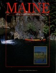 Maine Guide to Hunting and Fishing 1986-1987 by Maine Publicity Bureau