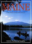 Maine Guide to Hunting and Fishing 1989