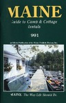 Maine Guide to Camp & Cottage Rentals 1991 by Maine Publicity Bureau