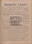 Rangeley Lakes: Vol. 1 Issue 11 - August 08, 1895