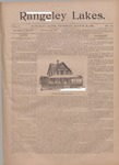 Rangeley Lakes: Vol. 1 Issue 13 - August 22, 1895