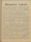 Rangeley Lakes: Vol. 1 Issue 24 - November 07, 1895