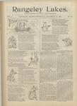 Rangeley Lakes: Vol. 1 Issue 27 - November 28, 1895