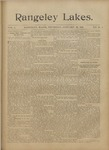 Rangeley Lakes: Vol. 1 Issue 36 - January 30, 1896