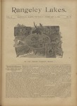 Rangeley Lakes: Vol. 1 Issue 37 - February 06, 1896