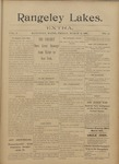 Rangeley Lakes: Vol. 1 Issue 41 EXTRA - March 06, 1896