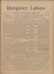 Rangeley Lakes: Vol. 1 Issue 46 - April 09, 1896