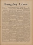 Rangeley Lakes: Vol. 1 Issue 49 - April 30, 1896