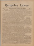 Rangeley Lakes: Vol. 1 Issue 51 - May 14, 1896