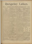Rangeley Lakes: Vol. 2 Issue 16 - September 10, 1896