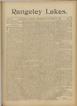 Rangeley Lakes: Vol. 2 Issue 21 - October 15, 1896