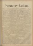 Rangeley Lakes: Vol. 2 Issue 27 - November 26, 1896
