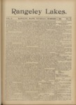 Rangeley Lakes: Vol. 2 Issue 28 - December 03, 1896