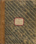Secretary's Book of Women's Foreign Missionary Society Auxillary 1870-1876