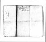 Revolutionary War Pension application- Harvest, John