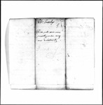 Revolutionary War Pension application- Crosby, Ebenezer (Hampden)