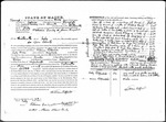 Revolutionary War Pension application- Kitfield, William (Sedgwick)