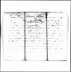 Revolutionary War Pension application- Lashans, Antwain (Orono)
