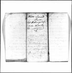 Revolutionary War Pension application- Leonard, Oliver (Bangor)