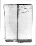 Revolutionary War Pension application- Parsons, Nathan (Bangor)