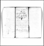 Revolutionary War Pension application- Randell, Oliver (Bangor)