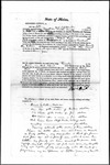 Revolutionary War Pension application- Reed, Ward (Dixmont)