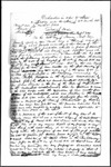 Revolutionary War Pension application- Rogers, Jesse (Orrington)