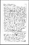 Land Grant Application- Ames, Elisha (New Concord, NY) by Elisha Ames