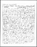Land Grant Application- Barney, Joseph (Swansea) by Joseph Barney