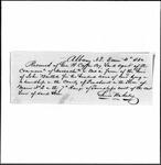 Land Grant Application- Bartlett, John (Salem, NY) by John Bartlett