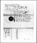 Land Grant Application- Black, Henry (Kittery)