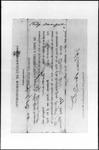 Land Grant Application- Davenport, Philip (Augusta)
