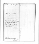 Land Grant Application- Dean, Edmund (Paris)