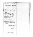 Land Grant Application- Emery, Samuel (Ripley)