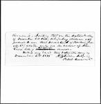 Land Grant Application- Freeze, John (Bowdoin)