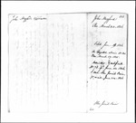 Land Grant Application- Mugford, John (Windham)
