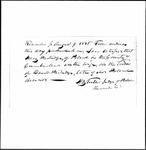 Land Grant Application- Partridge, David (Poland)